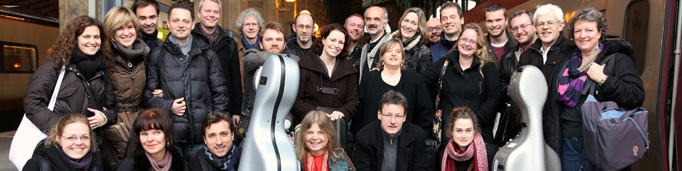 Chamber orchestra of europe login for Chamber orchestra of europe
